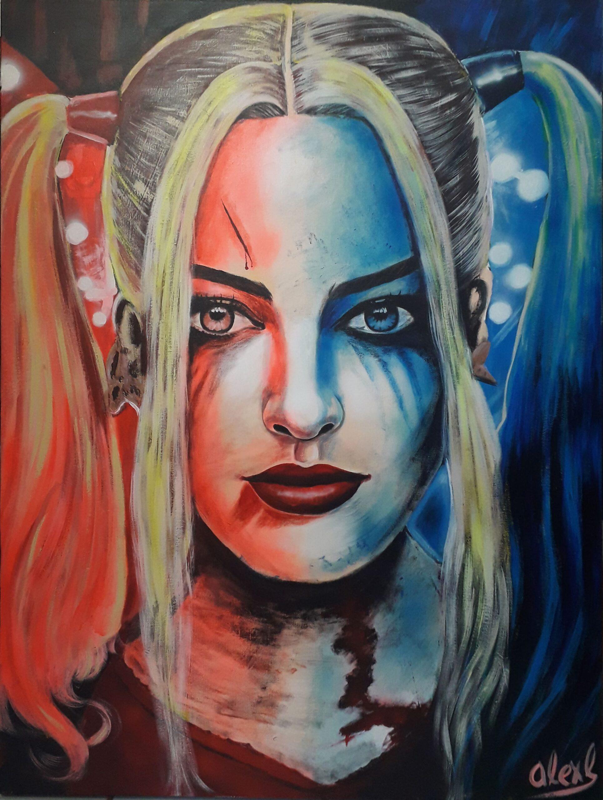 Harley Quinn Sold Alex S Gallery
